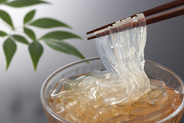 水溶性食物繊維の宝庫!「寒天」を食べて生活習慣病を予防しよう!